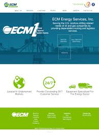 100 Ecm Trucking ECM Energy Services Competitors Revenue And Employees Owler