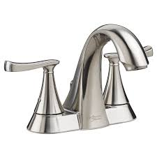 Unlacquered Brass Bathroom Faucet by Bathroom Sink Faucets American Standard
