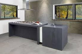 prix b ton cir plan de travail cuisine plan de travail beton cire plan de travail en bton cir u photos
