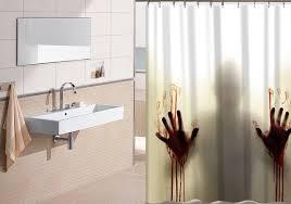 duschvorhang 3d druck badewannenvorhang wandbild bad