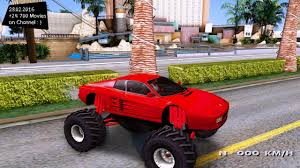 Ferrari 512 TR Monster Truck - GTA San Andreas 2160p / 🔥 4K / 60FPS ... Gta Gaming Archive Stretch Monster Truck For San Andreas San Andreas How To Unlock The Monster Truck And Hotring Racer Hummer H1 By Gtaguy Seanorris Gta Mods Amc Javelin Amx 401 1971 Dodge Ram 2012 By Th3cz4r Youtube 5 Karin Rebel Bmw M5 E34 For Bmwcase Bmw Car And Ford E250 Pumbars Egoretz Glitches In Grand Theft Auto Wiki Fandom Neon Hot Wheels Baja Bone Shaker Pour Thrghout