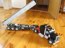 Truck With Semi-trailer - LEGO Technic And Model Team - Eurobricks ... Lego City Race Car Transporter Truck Itructions Lego Semi Building Youtube Tow Jet Custom Vj59 Advancedmasgebysara With Trailer Instruction 6 Steps With Pictures Moc What To Build Legos Semitrailer Technic And Model Team Eurobricks And Best Resource
