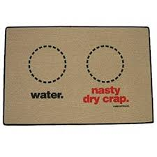 Amazon Water Nasty Doormat Pet Food Mat Dog Mats Water And
