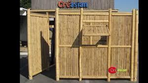 100 Bamboo Walls 1Wall Covering IdeasDecorativeCover Creasian Wall Linings