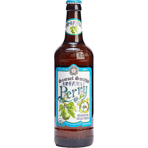 Samuel SmithÕs Organic Perry Sparkling Pear Cider