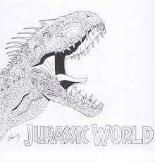 The Hybrid That Will Appear In Upcoming Film Jurassic World Enjoy