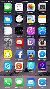 Show us your iPhone 6 Homescreen iPhone iPad iPod Forums at