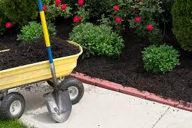 How to Mulch Your Garden B&D Rockeries
