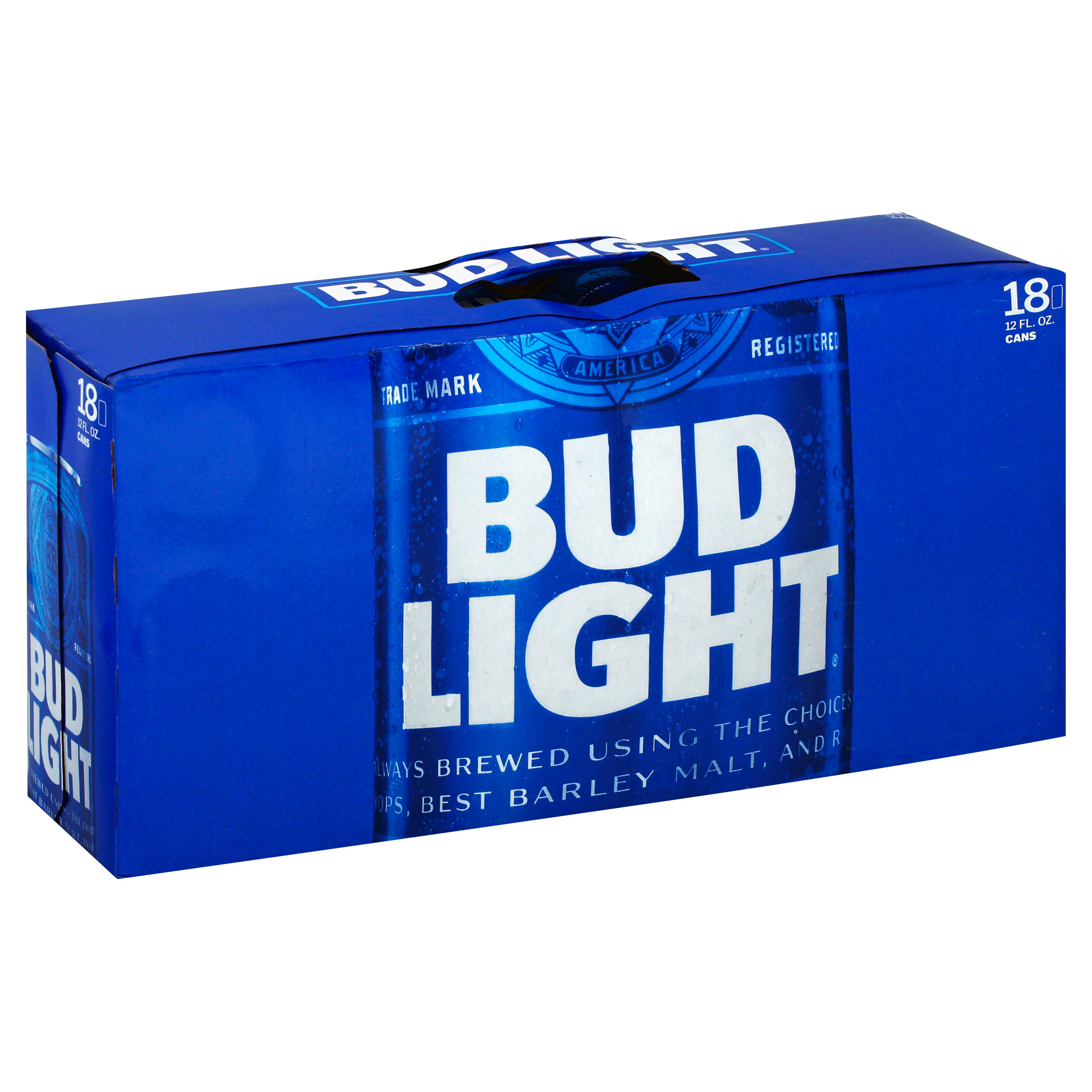 Bud Light Beer - 18 Cans