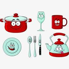 ustensile de cuisine dessin peint à la image png pour