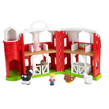 Fisher-Price Little People Animal Friends Farm - Fisher-Price ... Amazoncom Fisherprice Little People Fun Sounds Farm Vintage Fisher Price Play Family Red Barn W Doyourember Youtube Animal Donkey Cart Wspning Animals Mercari Buy Sell Things Toys Wallpapers Background Preschool Pretend Hobbies S Playset Farmer Hay Stackin Stable Walmartcom