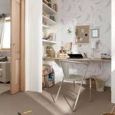 sous bureau original un bureau installé sous un escalier vous possédez un escalier et