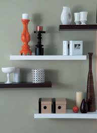 15 Modern Floating Shelves Design Ideas Rilane In Shelf Decor 10