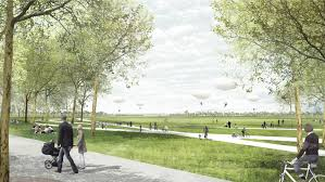 mgen si e social a park for berlin proposals for historic airport s future