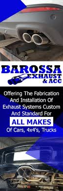 Barossa Exhaust & Acc - Exhaust Systems & Mufflers - 5/ 1A Para Rd ... Truck Exhaust Pipes Acpfoto Ford F150 Fx4 50l V8 Afe Cold Air Intake 85mm Bbk Throttle Body Custom Archives Big N Bad Performance Llc Mac Industrial Shop Surrey Making A Custom Exhaust Motor Vehicle Maintenance Repair Stack 11 Titan Borla Setup Unrside Check Out My Other Barossa Acc Systems Mufflers 5 1a Para Rd 6 Best For Silverado 1500 Review Comparison My Chevy S10 With Smoke Stack Trucks Accurate Web Gallery Trucksuv 2004