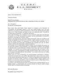 Ecuador Decide No TLC Carta Al Sr Presidente Frente A La