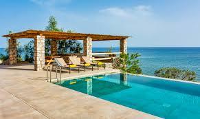 Villa The Beach House Lefkada Family Villa Designerchic Villa