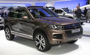 Volkswagen Touareg Reviews Volkswagen Touareg Price s and