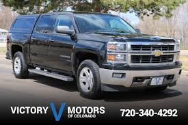 100 Chevrolet Trucks 2014 Used Cars And Longmont CO 80501 Victory Motors Of Colorado