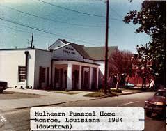 Mulhearn Funeral Home Downtown Monroe LA 1984 2