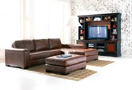 ashley furniture brown leather sofa and loveseat decorating living