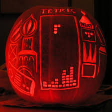 Pac Man Pumpkin Pattern by Awesome Game Pumpkins Youth Are Awesome