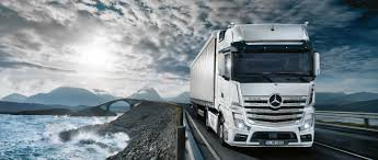 Mercedes-Benz Trucks: Pictures & Videos Of All Models.