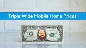 Triple Wide Mobile Home Prices For Buying Selling