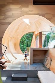 100 Holl House Ex Of In By Steven Plays With Spherical Voids To