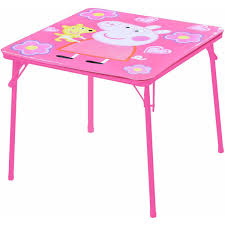 Crayola Wooden Table And Chair Set Uk by Peppa Pig Table And Chairs Set Walmart Com