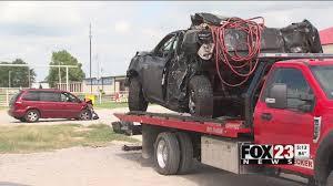 100 Truck Crashes Video Latest Tulsa News S FOX23