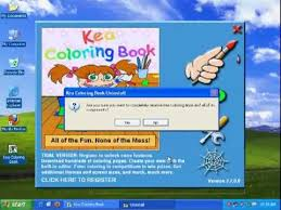 How To Uninstall Kea Coloring Book