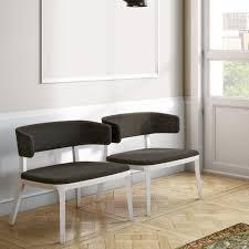porta venezia lounge sessel infiniti aus holz rückenlehne