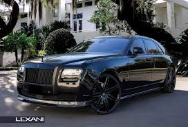100 Rolls Royce Truck Ghost By Lexani Wheels Click To View More Photos And