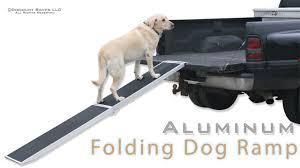 100 Truck Bed Ramp Folding Aluminum Dog S