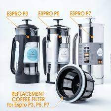 Extra Replacement Parts For French Press Coffee Makers
