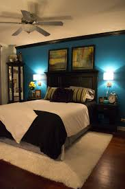 Bedroom Decor Teal And Brown