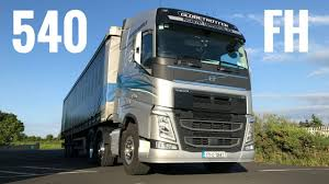 100 Truck Driving Test 2017 Volvo FH 540 Full Tour Drive Stavros969 All