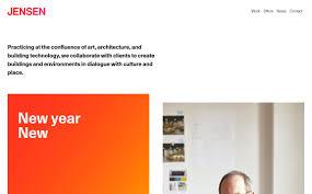 100 Jensen Architecture Architects SiteInspire