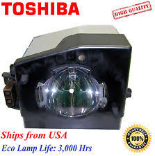 replacement tb25 lmp bulb cartridge for toshiba 62hmx84 tv l