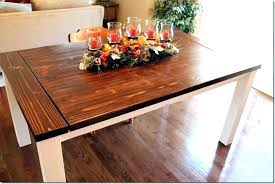 Round Table Extender Pads