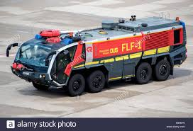 100 Airport Fire Truck A Fire Truck Of The Airport Fire Brigade On The Airfield At The