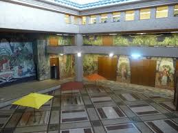 musee de la porte doree the banqueting of le palais de la porte dorée picture of