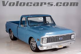 1972 Chevrolet C10 | Volo Auto Museum 1972 Chevrolet Chevy Cheyenne Truck Short Bed 385 Fast Burner 385hp Chev Rhd C10 Stepside Pickup Turbo Diesel Ck For Sale Near Hendersonville Tennessee Cadillac Michigan 49601 Mbp Motorcars Super 4x4 12 Ton Blazer Restore A Muscle Car Llc Need To Find One Of These In A Short Wide The Jester 400 10 Series Connors Motorcar Company