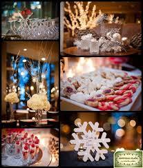 Winter & Christmas Wedding decor ideas with Christmas lights