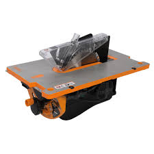 Ridgid Tile Saw R4020 by Triton 910w Project Saw 127mm Workcentres Carbatec