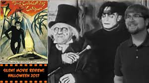 The Cabinet Of Dr Caligari 1920 Analysis by The Cabinet Of Dr Caligari 1920 Silent Movie Review Youtube