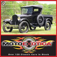1927 Ford Model T Pickup | MotoeXotica Classic Car Sales 1927 Ford Model T For Sale Classiccarscom Cc1011699 Coupe Bucket Gateway Classic Cars 567ftl Wikipedia 1920 Ford Red Trucks Pickup Royalty Free Stock Roadster Pickup 101 Of Dallas Used For Collins Ms This Day In History Reveals Its A To An Hemmings 1926 Real Steel Youtube Track The Rod God File1927 Truck 14156852472jpg Wikimedia Commons