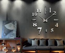 Decoration DIY Wall Clock Designs