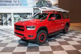 2019 Ram 1500 Gussied Up With 200-Plus Mopar Parts - DodgeTalk ...